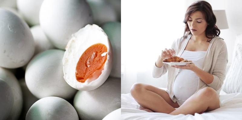 Manfaat telur asin untuk ibu hamil dan janin