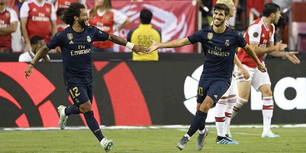 Selamat Datang Kembali Marco Asensio