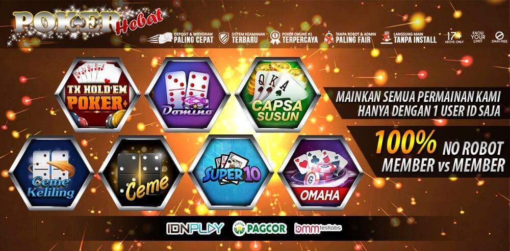 Cara Mendaftar Akun Di Agen Idn Poker Resmi Pokerhebat