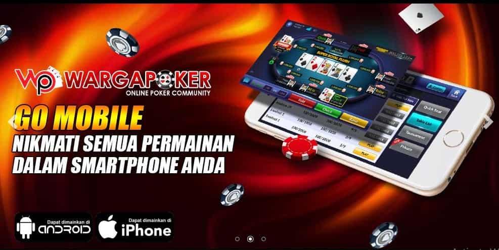 Wargapoker Tempat Main Idn Poker Online Terpercaya
