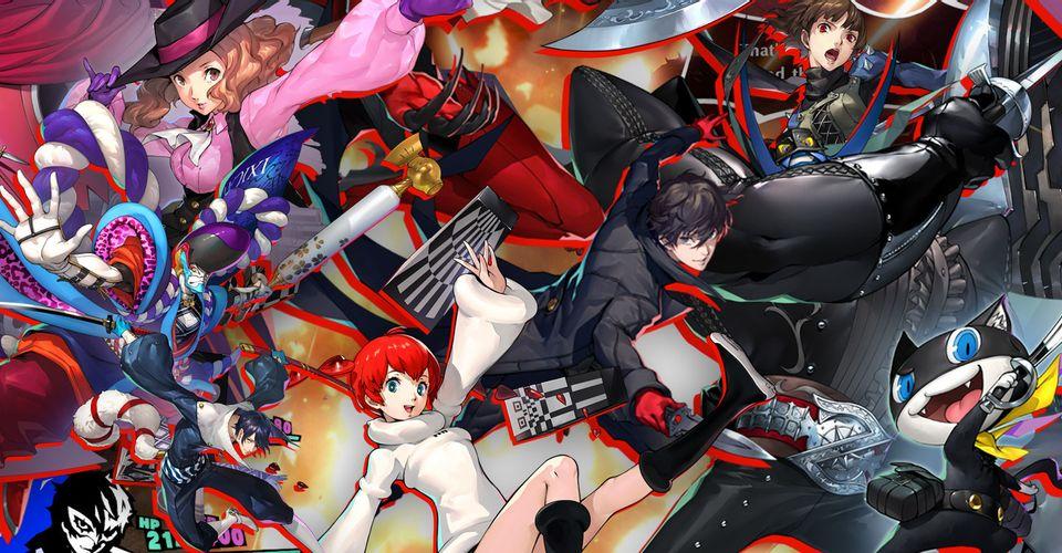 Persona 5 Strikers System Requirements Terungkap