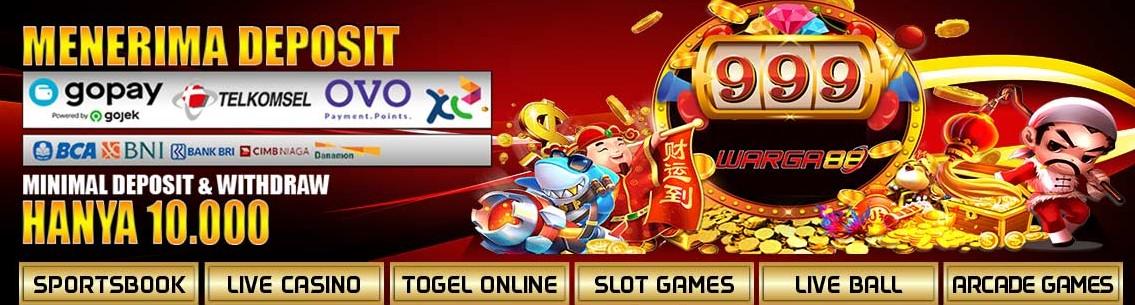 Warga88 Situs Judi Online Permainan Judi Terlengkap