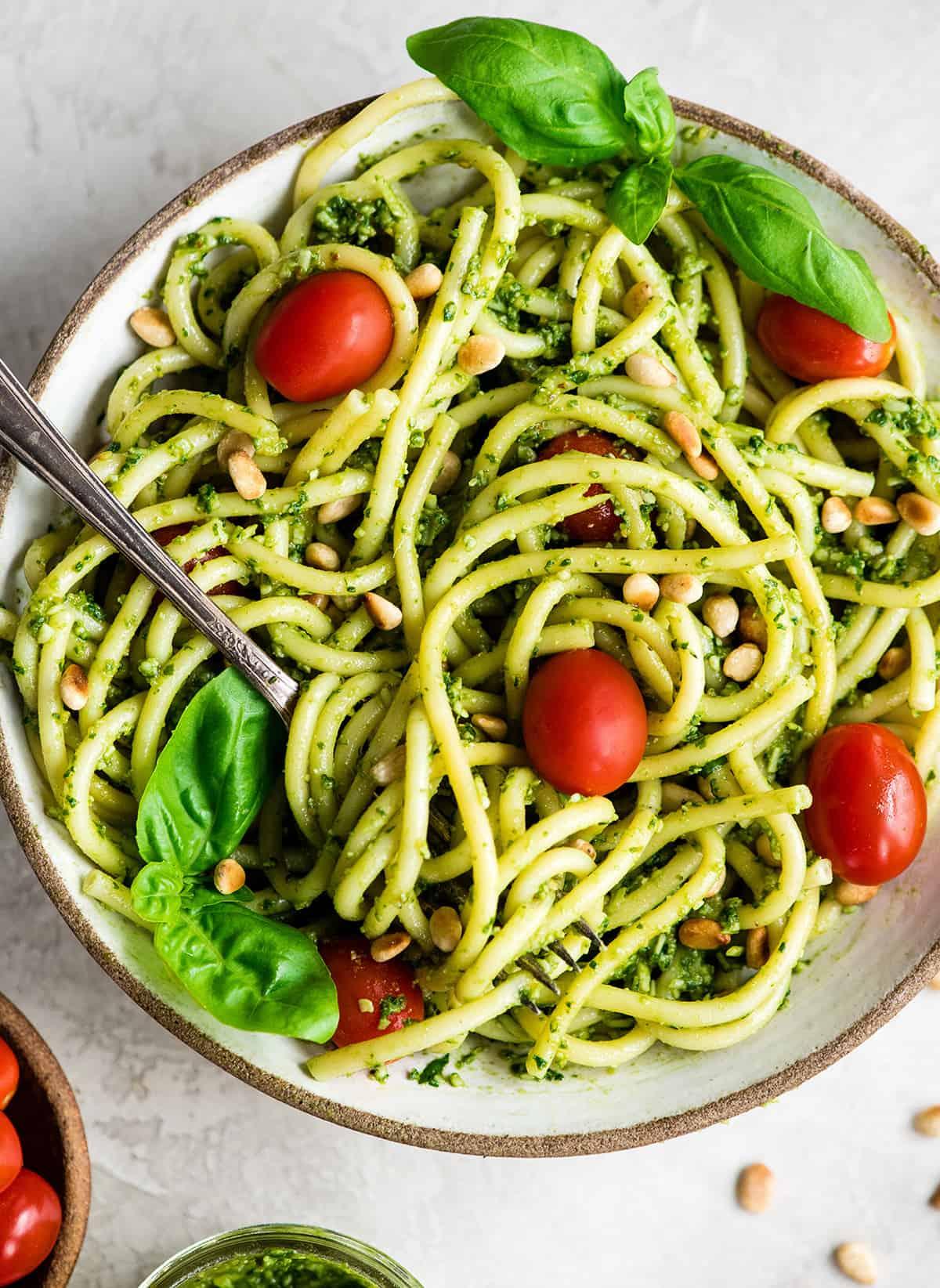 Resep Pesto Pasta Mudah Buat Di Rumah